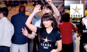 Ceroc: Ten Dance Classes With Membership at Ceroc, Over 140 Locations Nationwide (Up to 85% Off)
