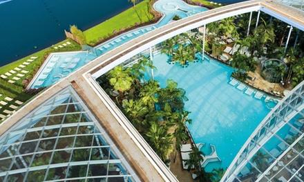 Tageseintritt ins Palmenparadies inkl. Prosecco in der Thermen und Badewelt Euskirchen (bis zu 33% sparen*)