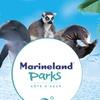 Antibes: habitación doble o cuádruple con acceso al parque Marineland