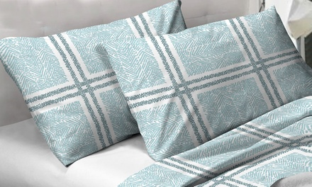 Completo lenzuola in cotone