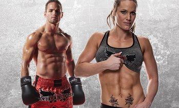 Up to 80% Off Kickboxing Packages