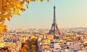 ✈ 5-Day Vacation in Paris with Air from Fleetway at Paris Vacation with Hotel and Air from Fleetway Travel, plus 6.0% Cash Back from Ebates.