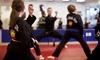 81% Off Martial Arts Classes at Kuk Sool Won of Greater Flint