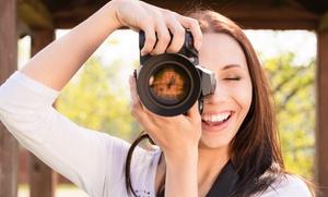 Curso intensivo de iniciación a la fotografía con prácticas en el exterior de 4 u 8 horas desde 24,95 € en Fotografy