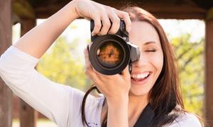 FOTOGRAFY: Curso intensivo de iniciación a la fotografía con prácticas en el exterior de 4 u 8 horas desde 24,95 € en Fotografy