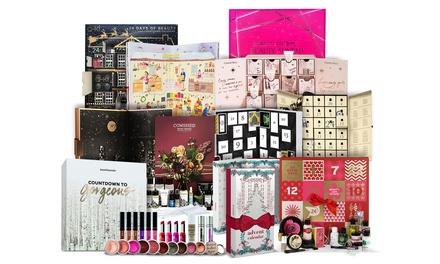Christmas Beauty Advent Calendar Lucky Dip Mystery Deal