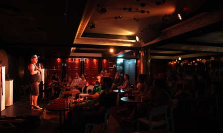 Magic Mic Comedy: Wednesday Show Entry for One ($5), Two ($10) or Four People ($20) (Up to $46.56 Value)