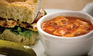 Baked Goods and Cafe Fare at Calistoga Bakery Cafe (53% Off). Two Options Available.