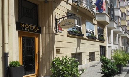 Straßburg: 2-4 Tage für Zwei inkl. Frühstück im Hôtel Royal Lutétia