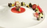 Un menu traiteur Michelin pour les fêtes de fin d'année par le chef Lesley de Vlieger, à retirer chez Terborght