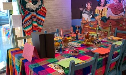 Menú mexicano para 2 o 4 personas a elegir entre semana o fin de semana en Las Adelitas (hasta 56% de descuento)