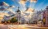 Madrid 4*: camera doppia/matrimoniale per 2 con colazione opzionale
