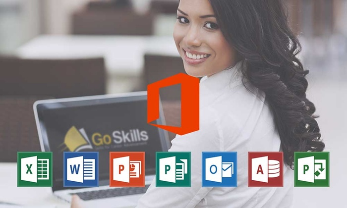 GoSkills: $99 for a Nine-Course Microsoft Office Suite Course Bundle (Don't Pay $199)