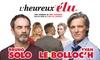 Art Scénique - Plusieurs adresses: 1 place en catégorie 2 ou 1 pour L'Heureux élu dès 24 € au Zénith de Caen ou Rouen ou au Palais des Congrès du Mans