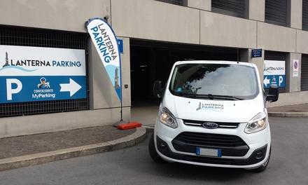 Fino a 12 giorni di parcheggio al porto di Genova