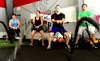 California Fitness Academy - Visalia Industrial Park: One or Two Months of Unlimited Group Personal-Training Sessions at California Fitness Academy (Up to 50% Off)