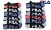Fila Men's Shock Dry No-Show Athletic Socks (12-Pairs): Fila Men's Shock Dry No-Show Athletic Socks (12-Pairs)