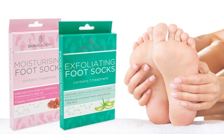 Exfoliating/Moisturising Socks