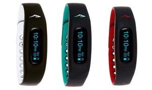 Everlast Bluetooth Waterproof Fitness-Tracker Watch: Everlast Bluetooth Waterproof Fitness-Tracker Watch