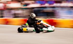 Kart & Eventcenter Berlin: Profi-Kartrennen mit Qualifying und Rennen für 4 bis 10 Personen im Kart & Eventcenter in Marzahn (bis zu 53% sparen*)