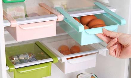 Lot de 2, 4, 6 ou 8 tiroirs d'organisation pour réfrigérateur