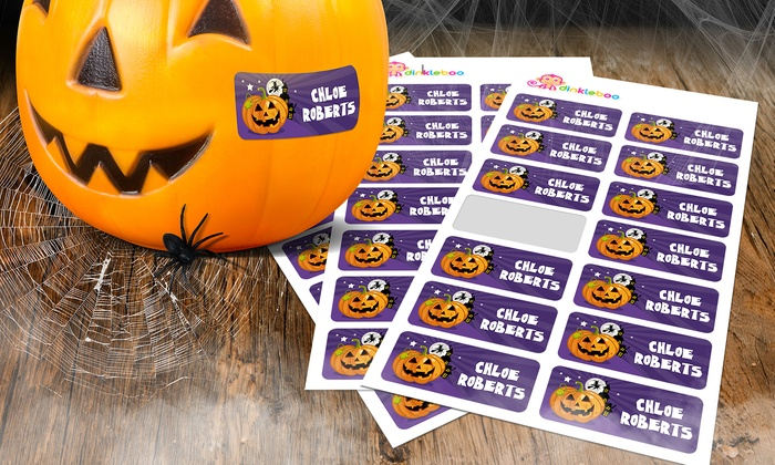 five dinkleboo personalized halloween decorations from dinkleboo up to 80 off - Personalized Halloween Decorations