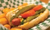 Fast Eddie's Wieners, 'Wiches & Wings - Fast Eddie's Wieners, 'Wiches & Wings: American Food at Fast Eddie's Wieners, 'Wiches & Wings (Up to 44% Off). Two Options Available.