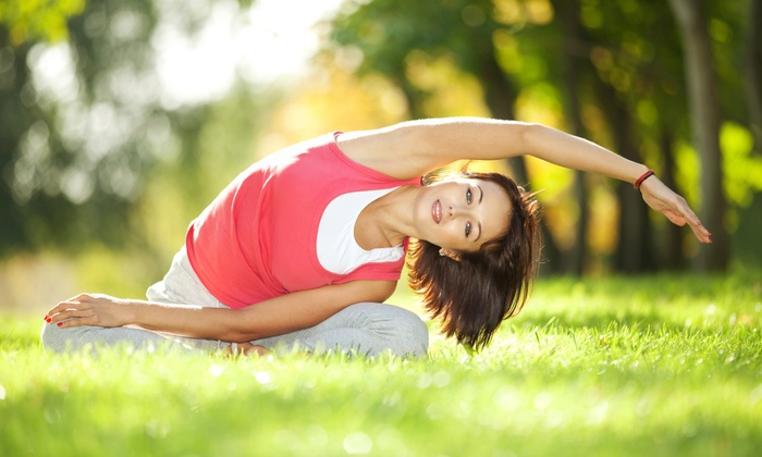 Fitness Yoga With Sarah - Louisville: 3-Month Unlimited Yoga Membership from Fitness Yoga with Sarah (65% Off)