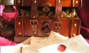 Double Key Treasure Hunts: Historic Treasure-Hunt Package from Double Key Treasure Hunts (Up to 44% Off)