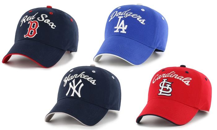 MLB Mass Giselle Women's Adjustable Hat