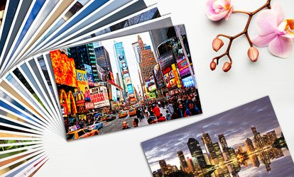 Up to 400 Photo Prints from Printerpix (Up to 78% Off)