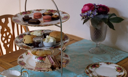 Afternoon Tea for Two or Four at Bay Tree Tea Rooms