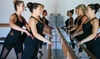 Up to 55% Off Unlimited Barre Classes at Barre Nor Cal