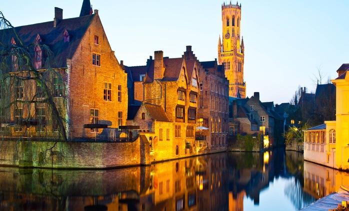 Bruselas y Brujas: 3 noches con desayuno, tren, vuelo de ida y vuelta desde varias ciudades y opción a hotel de 4*