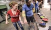 Valentine's Glassblowing Class - Carlyn Ray Designs: Design a Valentine's Paperweight or Heart in a Glassblowing Workshop