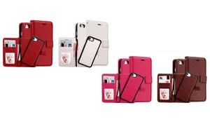 Coque simili cuir Iphone