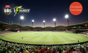 Sydney Thunder: Groupon Exclusive Pre-Sale – SYDNEY THUNDER BIG BASH First Class Seating from $45 at Spotless Stadium, Multiple Dates