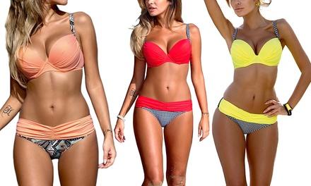 Bikini Valeria disponibile in vari colori e taglie
