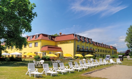 Brandenburg: 3 bis 8 Tage für 2 Personen inkl. Halbpension oder All Inklusive im Seehotel Brandenburg an der Havel