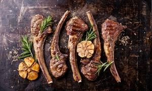 Taverna DIMOKRITOS: Griechisches 3-Gänge-Menü für zwei oder vier Personen in der Taverna Dimokritos (bis zu 47% sparen*)