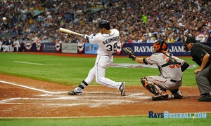 Tampa Bay Rays: Tampa Bay Rays Game on June 18 or June 29