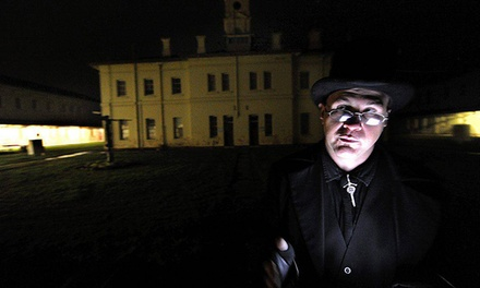 Ballarat Ghost Tour: One $13.50, Two $27.50 or Four Tickets $55 Up to $110 Value