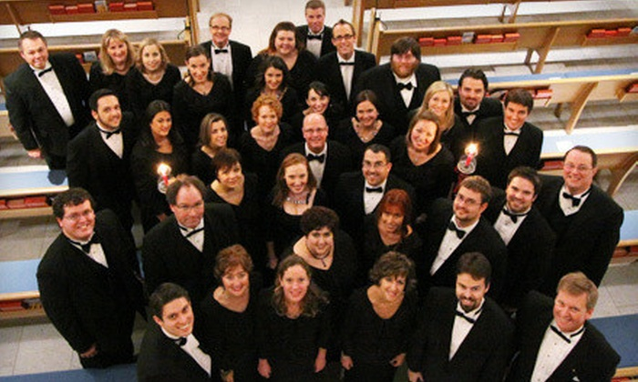 "St. Charles Singers with Metropolis Chamber Orchestra present ""Mozart VI: Regal Mozart"" - DePaul: St. Charles Singers' ""Mozart VI: Regal Mozart"" for One or Two on Saturday, March 9, at 7:30 p.m. (Up to 51% Off)"