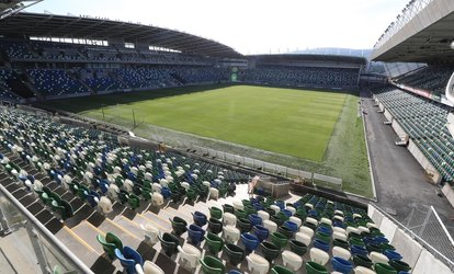 National Football Stadium Tour for Up to Four with Irish Football Association (Up to 39% Off)
