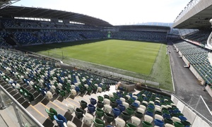 Irish Football Association: National Football Stadium Tour for Up to Four with Irish Football Association (Up to 39% Off)