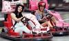 15-Min Drift Kart Racing Session