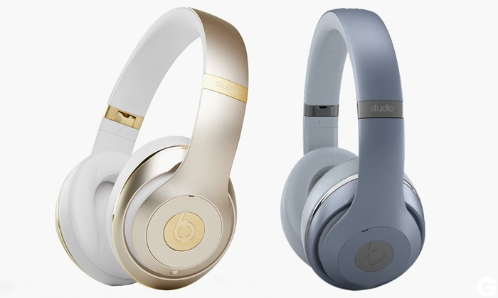 Beats By Dr Dre Studio 2 Wired Noise Cancelling Headphones New Groupon
