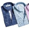 Ethan Williams Men's 100% Cotton Button-Down Shirts