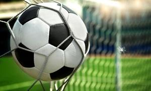 Soccerworld: 60 oder 90 Min. Indoor-Soccer für eine unbegrenzte Personenzahl (bis zu 55% sparen*)