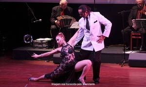 """Veiga Produções Artísticas: """"Uma Noite de Tango"""" - Teatro Municipal de Ribeirão Preto: 1 ingresso para 01/07, às 20h"""